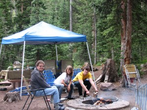 Go Camping Rain Or Shine Family Camping Gear Tips