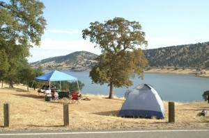 Waterfront Campsite